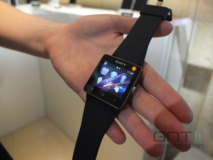 Sony Smartwatch 02