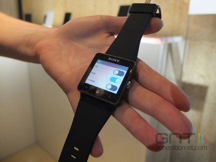 Sony Smartwatch 03