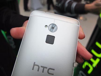 HTC One Max lecteur empreintes
