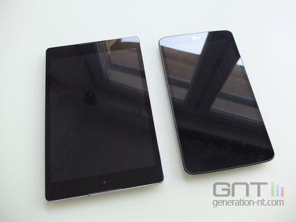 HTC Nexus 9 format