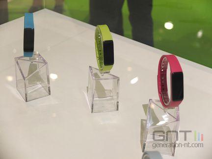 Acer bracelet connecte