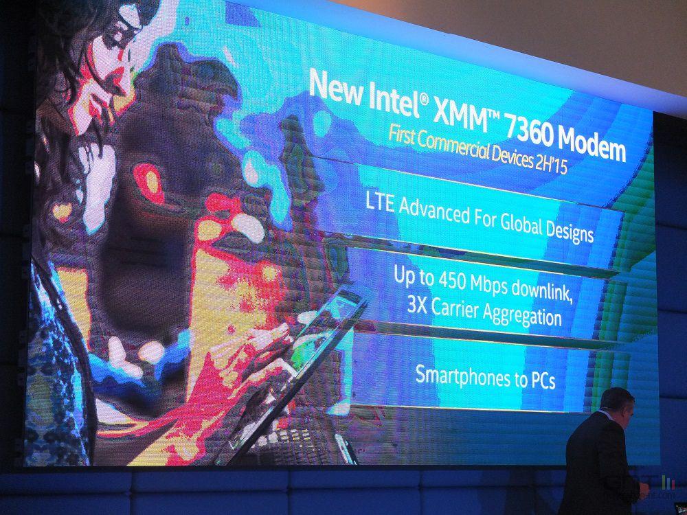 Intel Atom MWC 05