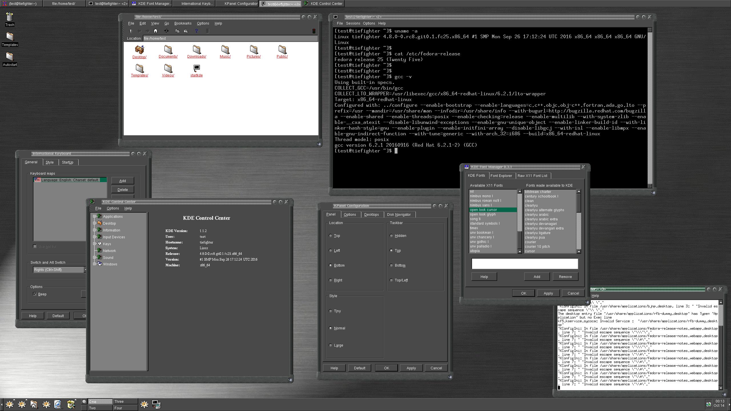 KDE-1.1.2