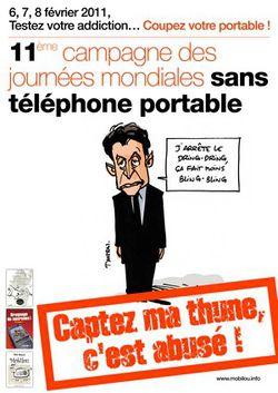 2011 journées sans mobile