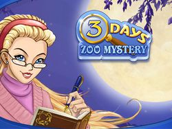 3 Days Zoo Mystery logo 2