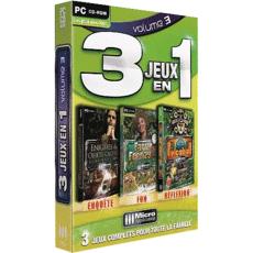 3 jeux en 1 Vol 3 boite