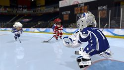 3 On 3 NHL Arcade   Image 1