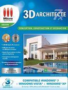 3D Architecte 7X : concevoir son plan de maison en trois dimensions