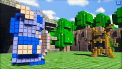 3D Dot Game Heroes - Image 2