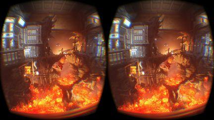3Dmark 2016 réalité virtuelle