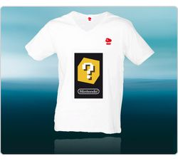 3DS - Club Nintendo tee-shirt collector