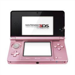 3DS Misty Pink - 1