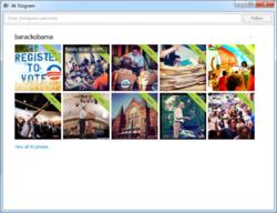 4K Stogram screen3