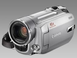 7 caméscopes à dd ou cartes mémoires FS100 FSL