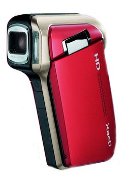 7 caméscopes à dd ou cartes mémoires SANYO_HD700_red_highres