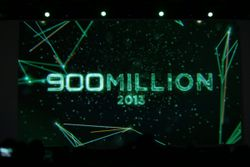 900 millions android