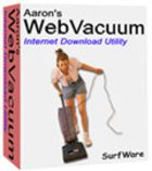 Aaron's WebVacuum : télécharger tous les fichiers d'une page web