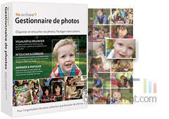 Acdsee 9 gestionnaire photos boite