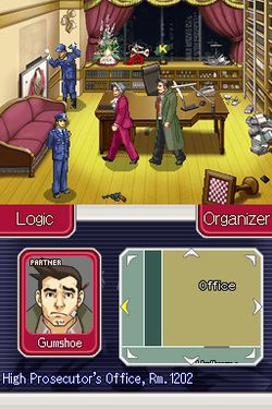 Ace Attorney Investigations : Miles Edgeworth - 11