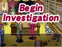 Ace Attorney Investigations : Miles Edgeworth - 4