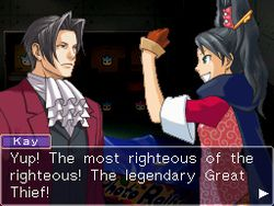Ace Attorney Investigations : Miles Edgeworth - 7