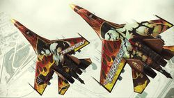 Ace Combat Assault Horizon (1)