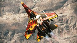 Ace Combat Assault Horizon (3)