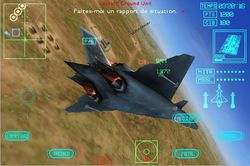 Ace Combat Xi iPhone 04