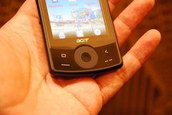 Acer beTouch E100 07
