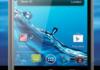 Smartphone Android Acer Liquid Gallant E350 entrevu dans un manuel