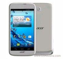 Acer Liquid Gallant Duo blanc