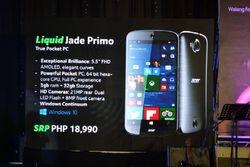 Acer Liquid Jade Primo