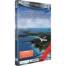 Add-on pour FS X et 2004  France Décors Ultra Détaillés