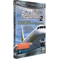 Add-on pour FS X  Pilotes Régionaux 2