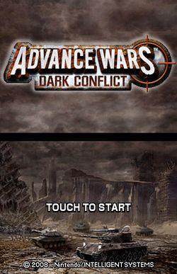 Advance Wars : Dark Conflict   1