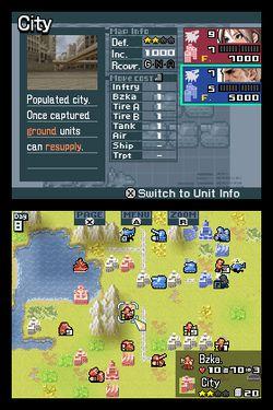 Advance Wars : Dark Conflict   3