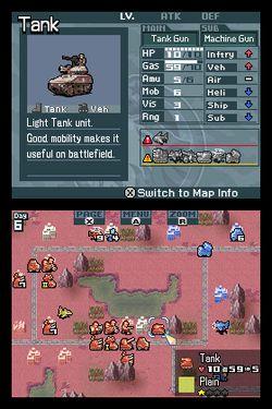 Advance Wars : Dark Conflict   4