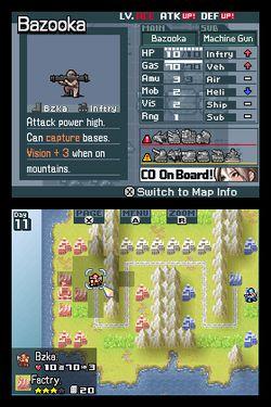 Advance Wars : Dark Conflict   5