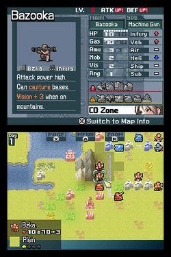 Advance Wars : Dark Conflict   7