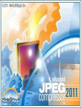 Advanced JPEG Compressor logo