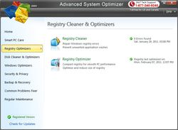 advanced system optimizer  screen 2