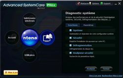 Advanced SystemCare Diagnostic