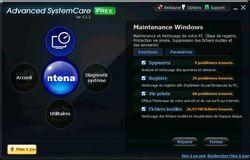 Advanced SystemCare Maintenance