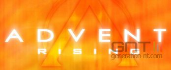 Advent Rising   Logo