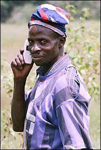 Afrique rurale mobile