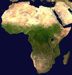 Afrique satellite