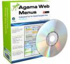 Agama Web Menus : créer ses menus DHTML