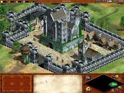 Age of Empires II Gold Edition screen 1
