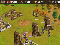 Ages Empires III nokia ngage 04
