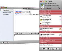AIM For Mac